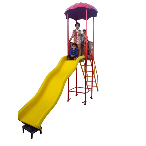 Outdoor FRP Slide