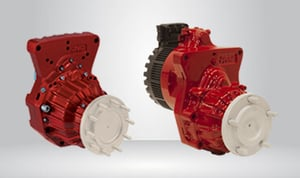 PMS Series, Drive Systems For Electric Industrial Vehicles