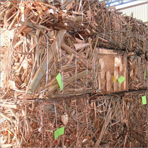 Waste Copper Scrap