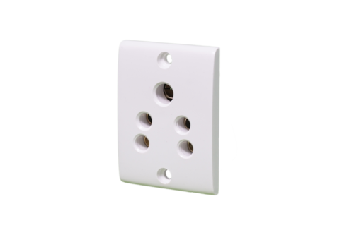 Neeon mini 6A. 5 pin socket