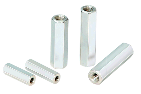 Steel / Brass Threaded Spacers