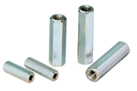 Steel & Brass Threaded Spacers