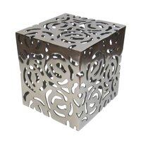 Decorative Aluminum Stool