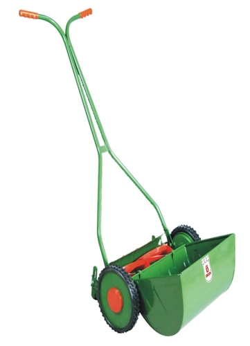 Steel Frame Wheel Type Push Mower