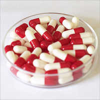 Gelatin Size 0 Red White Capsules