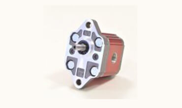 Unidirectional Hydraulic Pump ø22 Standard FLANGE – Group 0