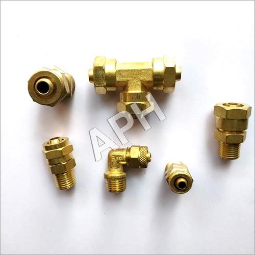 Brass Pneumatic Fittings