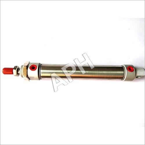 S.S Round Body Pneumatic Cylinder
