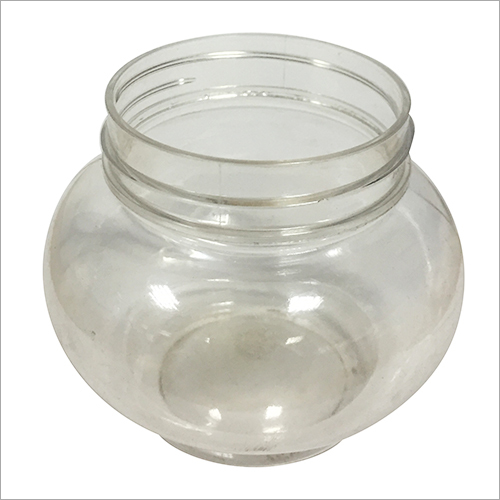 Round Cosmetic Container