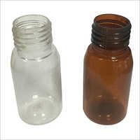 Short Neck HDPE Pharmaceutical Bottle