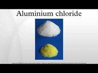 Aluminum chloride, CAS Number: 7446-70-0, 1KG