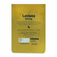 Levista Strong Coffee 100 gms Standy Pouch