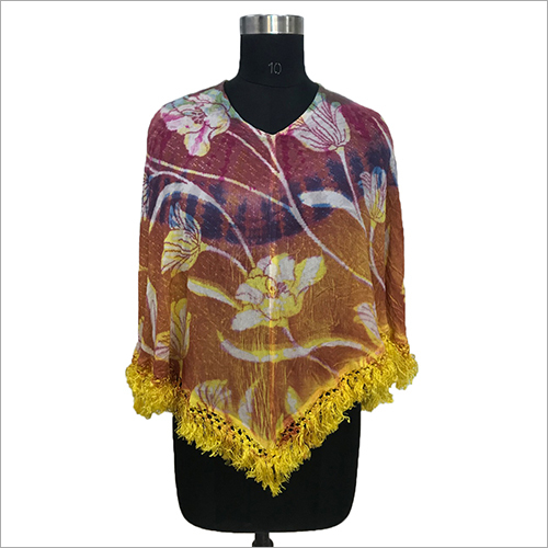 Ladies Designer Tie Dye Top