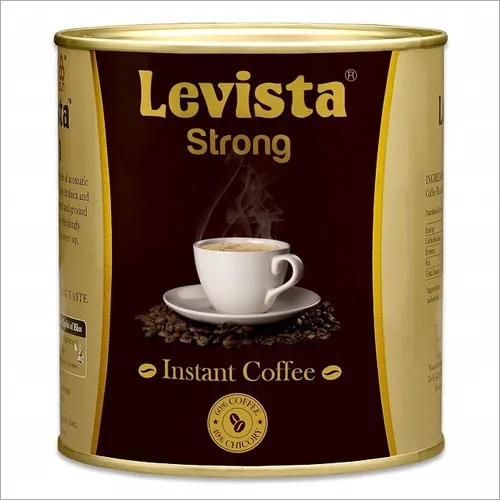 Levista Strong Coffee 200gms Can