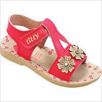 Kids Printed Velcro Sandal