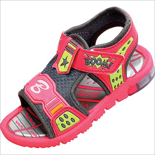 Kids Designer Velcro Sandal