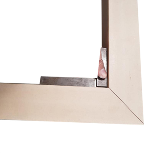 Solid WPC Door Frame