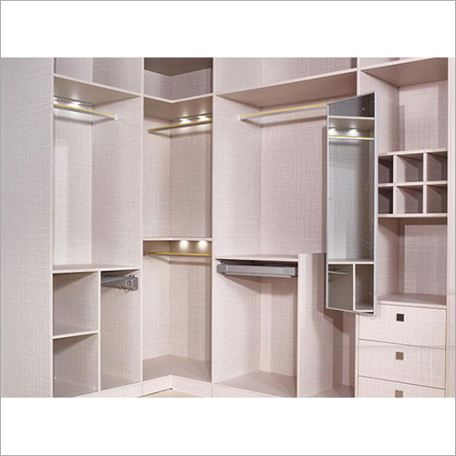 Moisture Resistant Bedroom Wardrobe