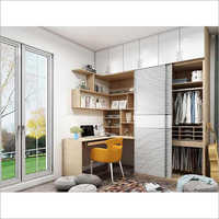 9mm Wooden Particle Board Wardrobe