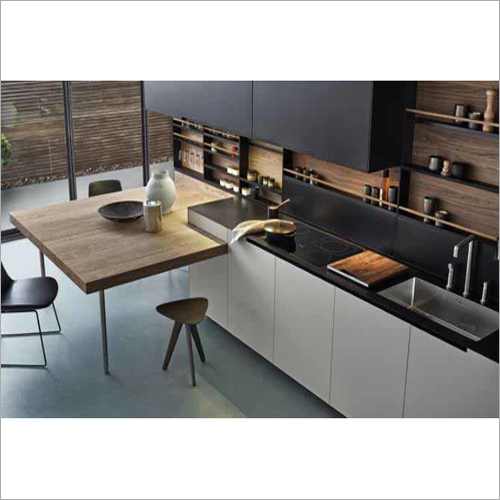 High End Villa Complete Kitchen Set