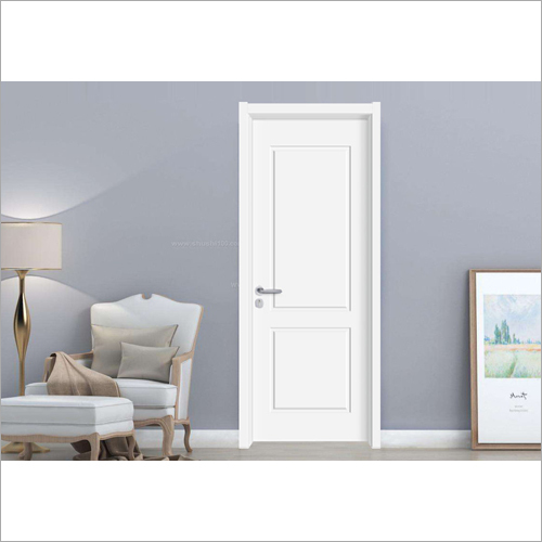 White Painted Internal Flat Door