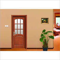Residence Wooden Glass Door