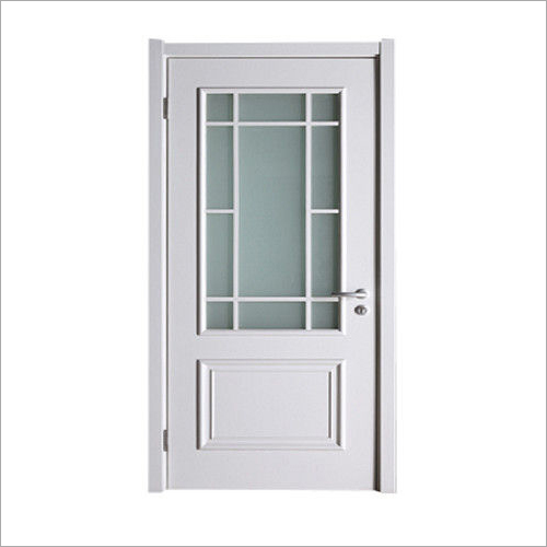 Home Frosted Glass Interior Panel Door