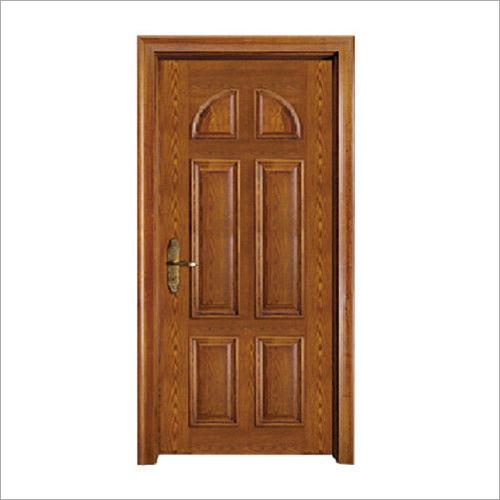 Hotel Resort Wood Panel Door