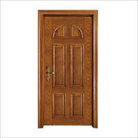 Hotel Resort Wood Panel Door