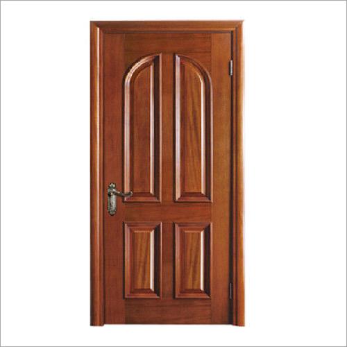 Oak Veneer Wood Panel Door