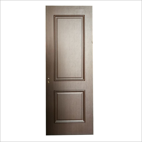 Luxury Style Two Panel PVC Vinyl Door