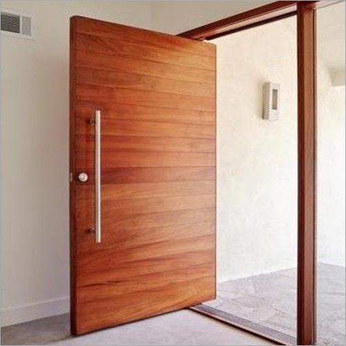 Apartment Wooden Swing Door