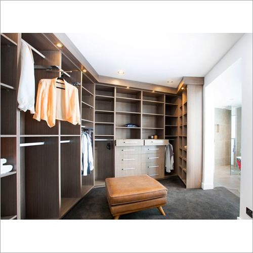 9mm Particleboard Bedroom Closet Storage System