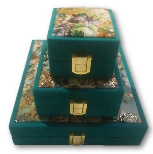 Flower Jewellery Box Series
