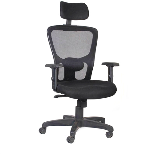High Neck Mesh Office Chair