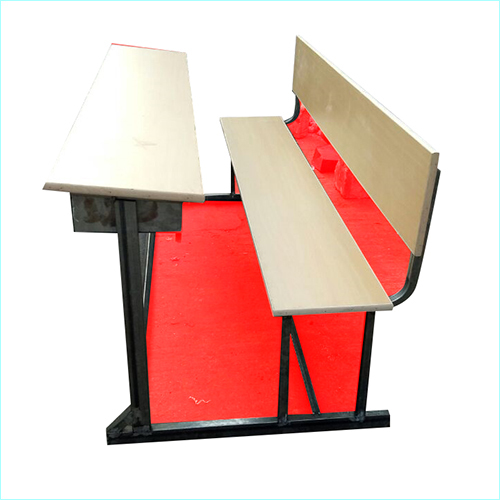 School 2 Seater Desk