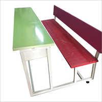 School Classroom Double Desk