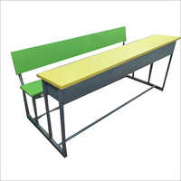 School Modern Double Desk