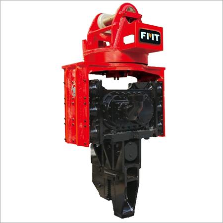 Hydraulic Pile Hammer