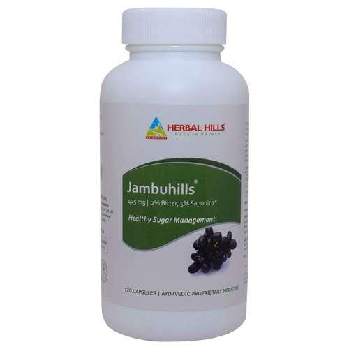 Ayurvedic Diabetes Control Medicine Jamun Capsule