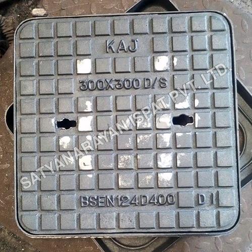 Ductile Iron Manhole Cover D400