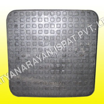 Square Cast Iron Manhole Cover