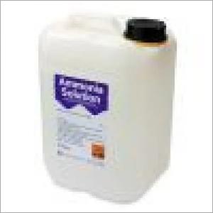 Ammonia solution,  CAS Number: 7664-41-7, 100ML