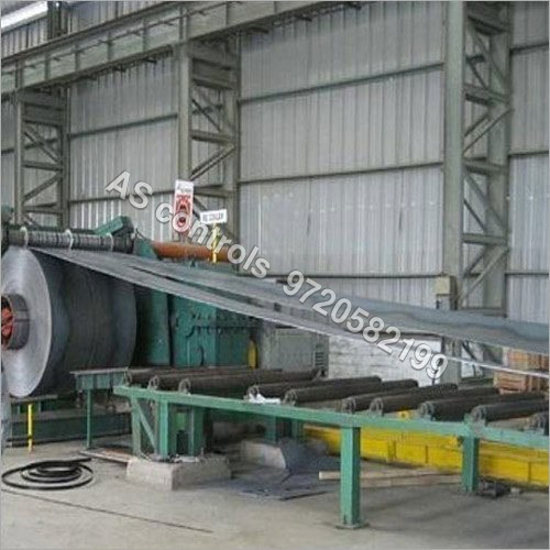 Mild Steel HR Slitting Line Machine