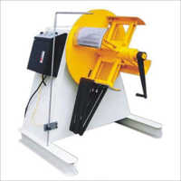Heavy Duty Motorized Decoiler