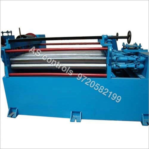 Automatic Sheet Straightening Machine