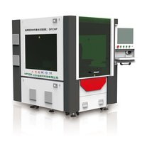 High Precision Fiber Laser Cutting Machine