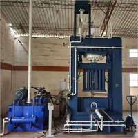 Growbag Slabs Making Machine