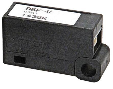 Omron MEMS Flow Sensors D6F-A1 Series