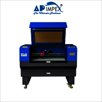 API - 1610 laser cutting machine